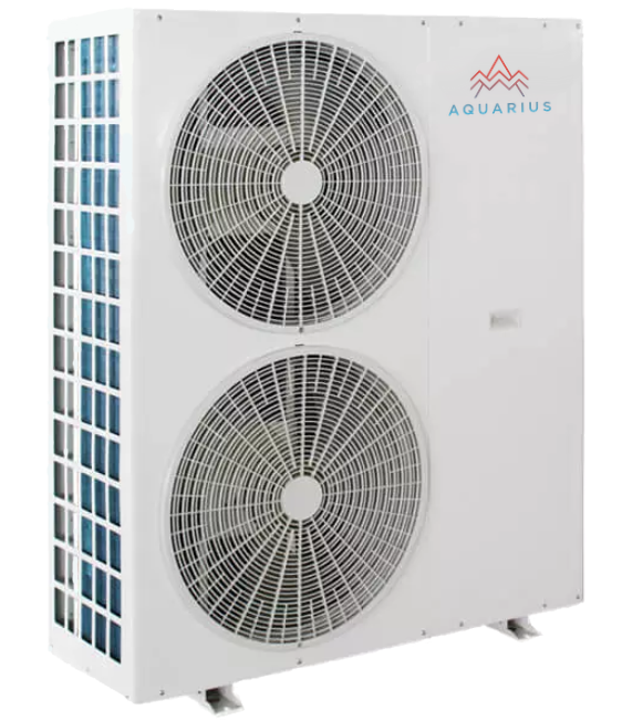 Aquarius Dual Fan DC Inverter Heat Pump
